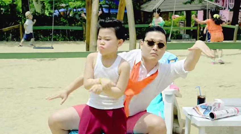 ¿Qué fue del niño bailarín que aparece en el video de 'Gangnam Style'? - VIDEO