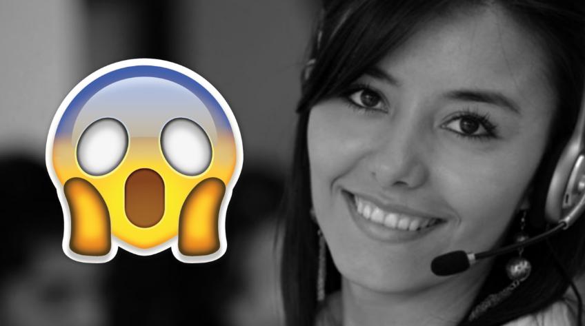 Teleoperadora queda en shock al descubrir que habló con un hombre muerto - AUDIO
