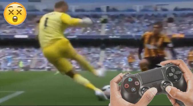 ¡Como PlayStation! Mira las mejores jugadas de arqueros, 'huachas' incluidas – VIDEO