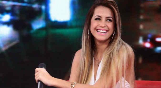 Millet Figueroa demuestra su talento para el canto - VIDEO