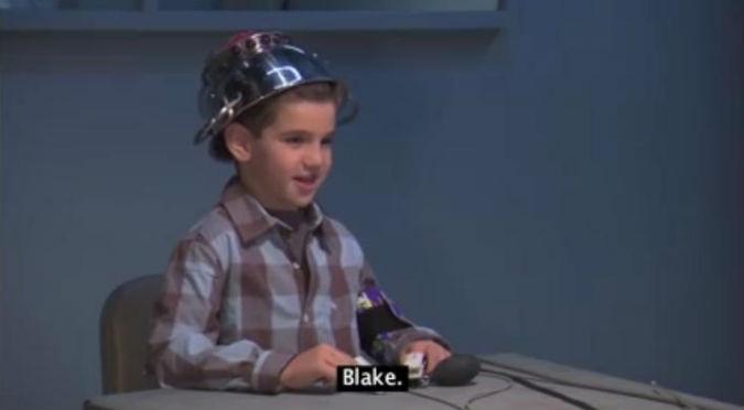 Te vas a reír con las respuestas de un niño en un 'detector de mentiras' – VIDEO