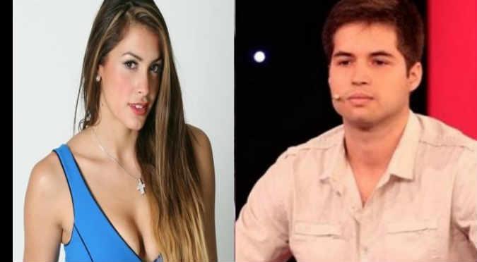 Milett Figueroa le dijo 'minucia' a Alexander Geks - VIDEO