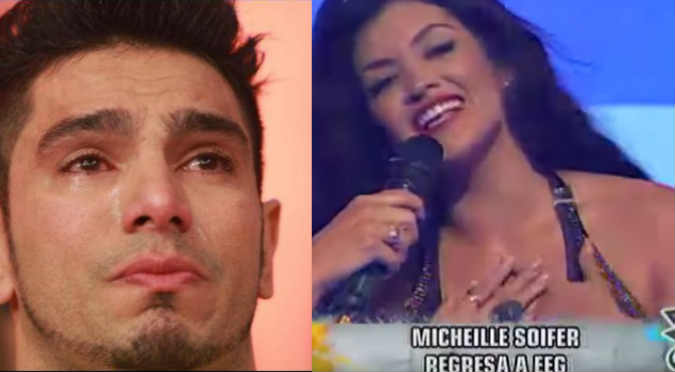 ¡Rafael Cardozo tiembla! Michelle Soifer regresó a 'Esto es Guerra' - VIDEO
