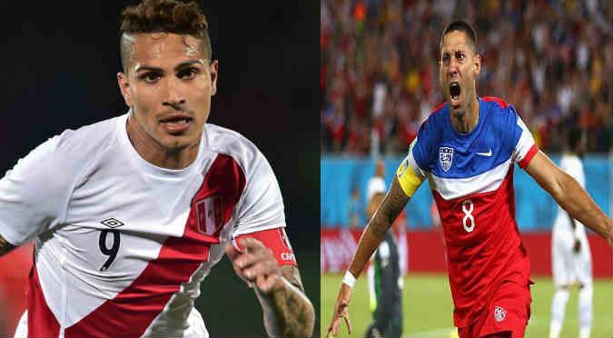 ¡Vamos Perú! Checa las fotos de la selección antes de enfrentar a Estados Unidos