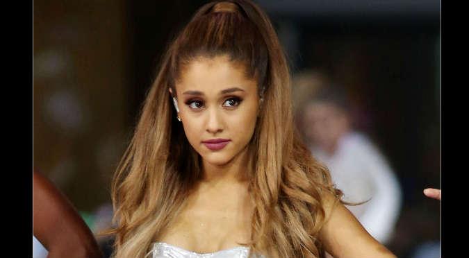 ¡Qué tierna! ¡Mira a Ariana Grande disfrazada de una princesa de Disney! - FOTOS