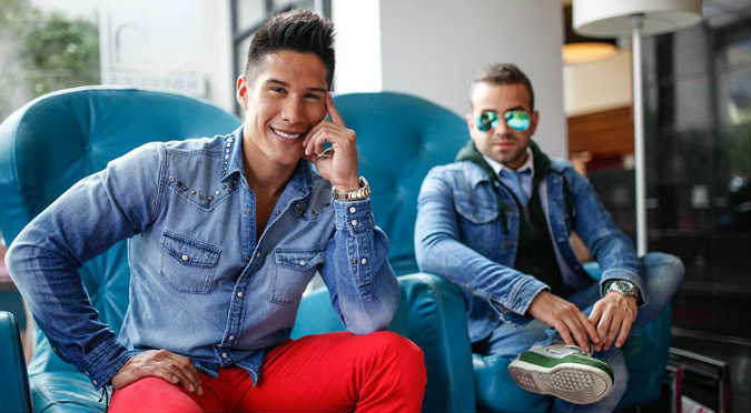 ¡Va a estar buenísima! Escucha el adelanto de la nueva canción de 'Chino y Nacho' - VIDEO