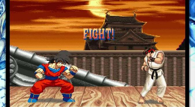 ¿Quién crees que gana? Gokú se enfrenta a TODOS los Street Fighters y… - VIDEO