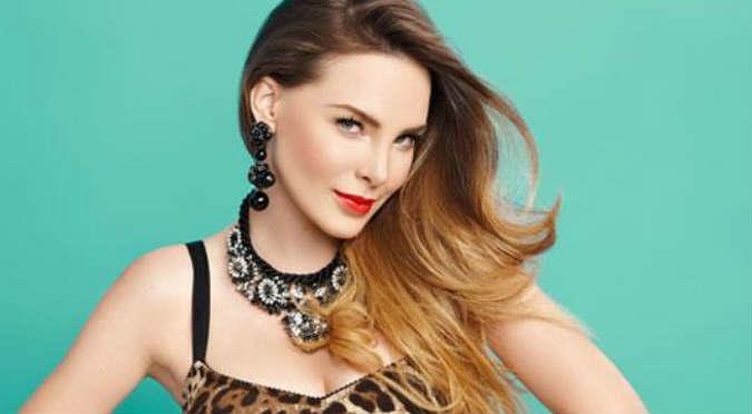 ¡Qué sensual! Belinda alborota las redes sociales con sexy 'Twerking' - VIDEO