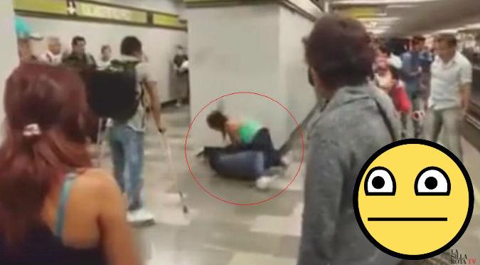 ¡Dos mujeres, un camino! Se pelean en la calle por un hombre - VIDEO