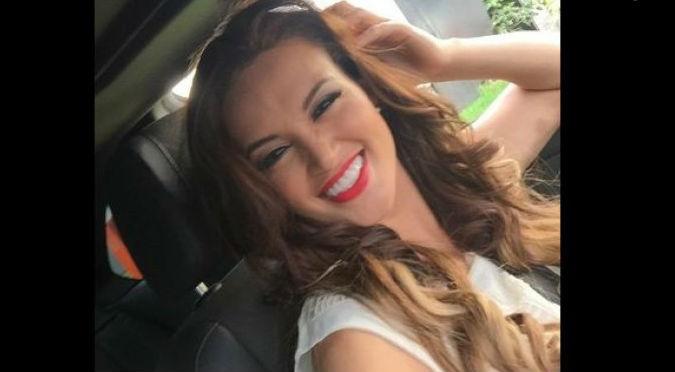 ¡Está feliz! ¡Conoce al nuevo pretendiente de Angie Arizaga! - FOTOS