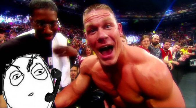 ¡Risas garantizadas! Esta es la mejor broma telefónica de John Cena – VIDEO