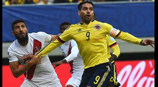 ¡Dispuesto a luchar! ¡Mira lo que dijo Falcao sobre el partido contra Perú!