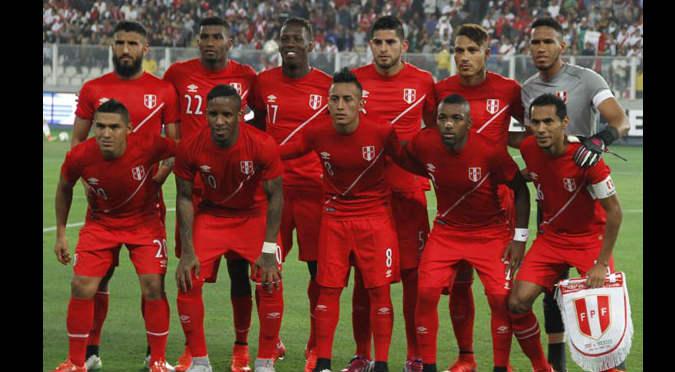 ¡Con los ánimos arriba! ¡Mira los selfies de la selección peruana!