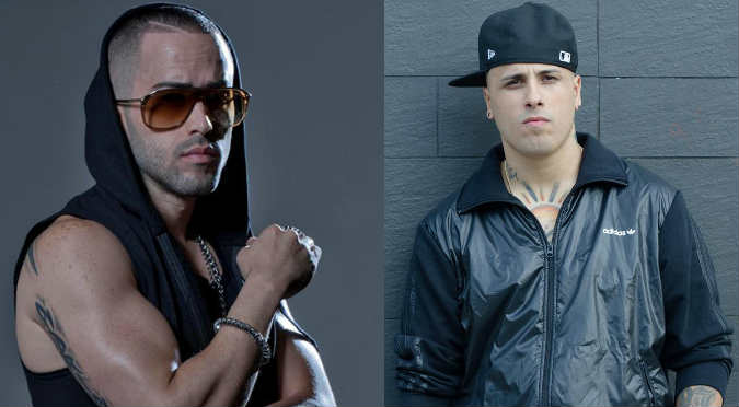 ¡Genial! Checa el avance de la canción de Nicky Jam y Yandel - VIDEO