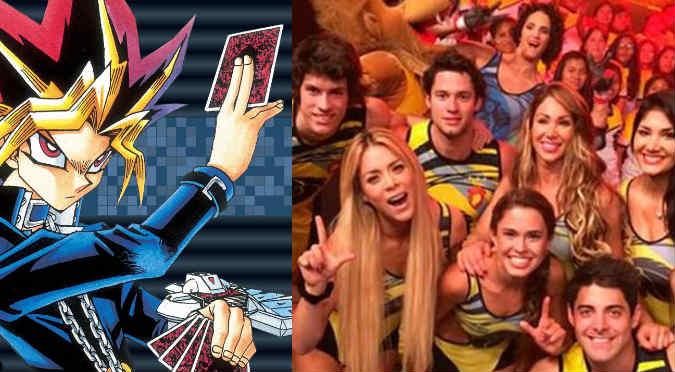 ¡Queee! 'Esto es Guerra' lanza cartas iguales a las de 'Yu-Gi-Oh' – VIDEO