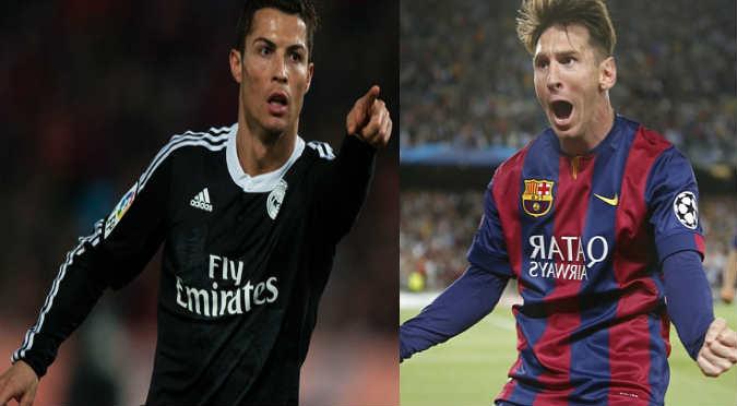 ¡Queeee! ¿El hijo de Cristiano Ronaldo se tatuaría el rostro de Lionel Messi? - VIDEO