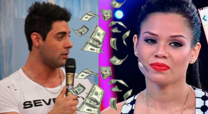 ¡Queeee! ¿Sebastián Lizarzaburu se gastó el dinero que le dieron los 'guerreros' para su hija? - VIDEO