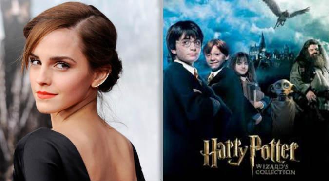 ¡Es en serio! ¿Emma Watson odia a Harry Potter?