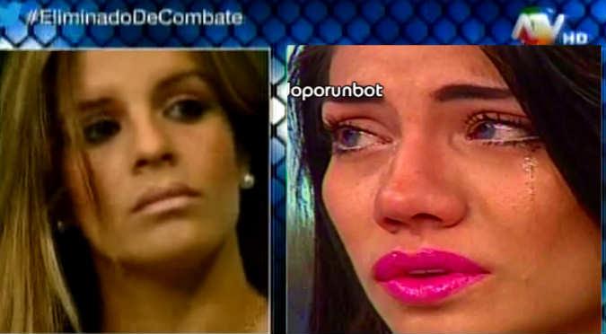 ¡Pobre! Diana Sánchez le llora a Alejandra Baigorria para que... - VIDEO