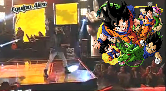 La Voz Perú: Jefferson Tadeo volvió a emocionar con otro tema de Dragon Ball – VIDEO