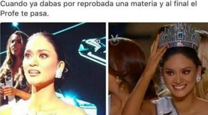 ¡Qué roche! Mira los ocurrentes memes tras el error de Steve Harvey en el Miss Universo 2015 – FOTOS