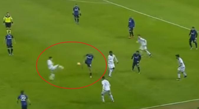 YouTube: Le aplica patada de karate a un jugador en pleno partido... ¡mismo 'Chiquito' Flores!
