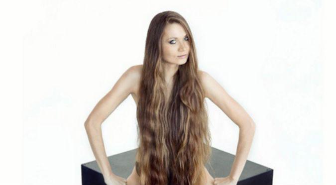Instagram: Conoce a la nueva a la Rapunzel que alborota las redes sociales