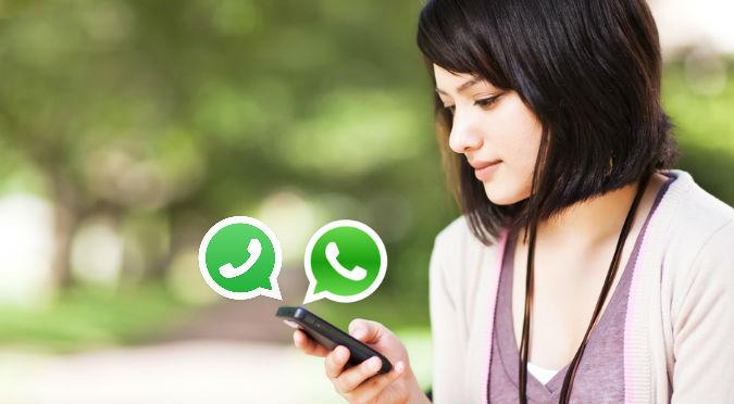 ¿Cómo tener dos cuentas de WhatsApp en un smartphone? Aquí te enseñamos