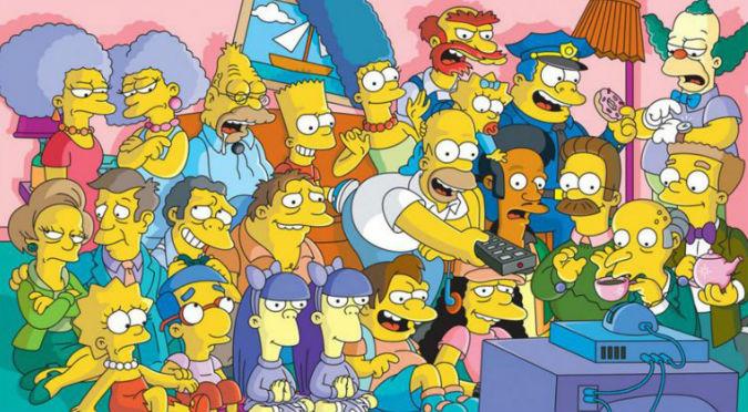 ¡No lo creerás! Personaje de Los Simpson casi tuvo su propio programa