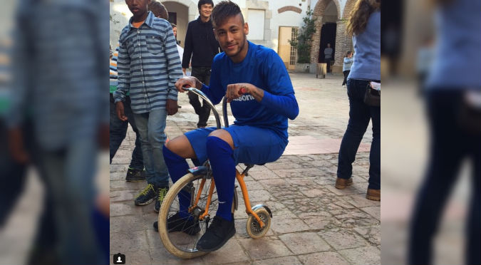 Instagram: Neymar cumplió 24 años y te mostramos sus fotos más divertidas