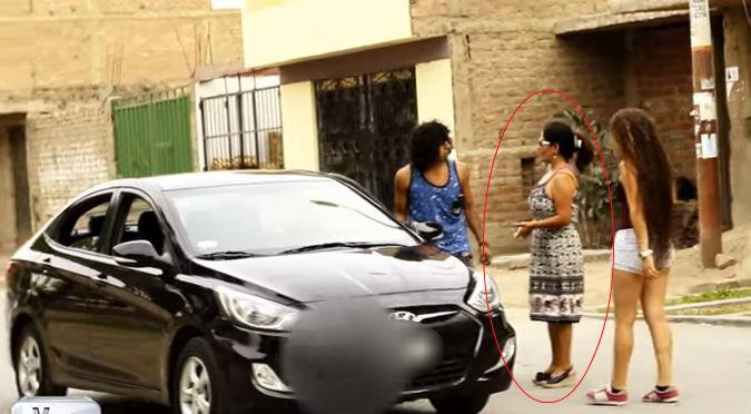 YouTube: No fue suficiente con el mototaxi, ahora salió la 'suegra cazafortunas'