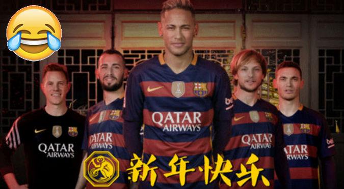 Facebook: Neymar se vuelve viral por comercial en donde habla en chino – VIDEO