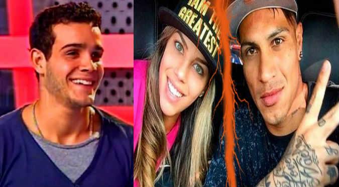 ¡Nooo! Mario terminó con Ivana y ahora ¿Alondra García y Paolo Guerrero se separan? - VIDEO