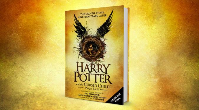 Harry Potter: Octavo libro sale en julio y ya es un éxito en preventas