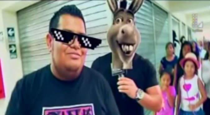 ¡Jajajaja! Jenko del Río fue troleado de la peor forma por un reportero – VIDEO