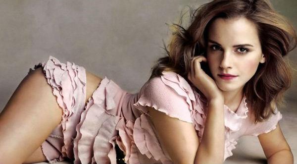 ¡Asuuu! Filtran video de Emma Watson totalmente desnuda