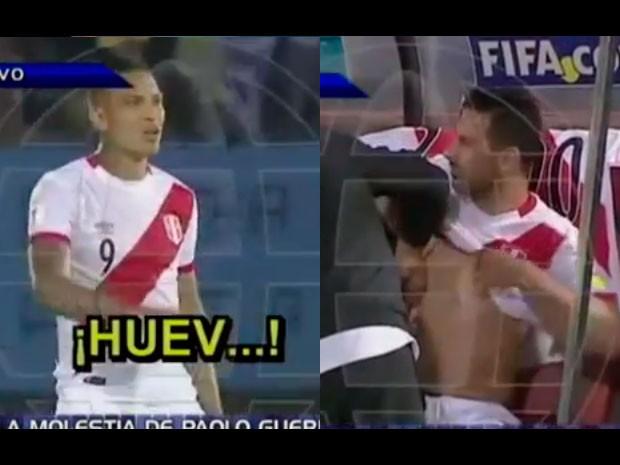 ¡Nooo! Mira la tremenda bronca entre dos 'fantásticos' tras Perú vs. Uruguay (VIDEO)