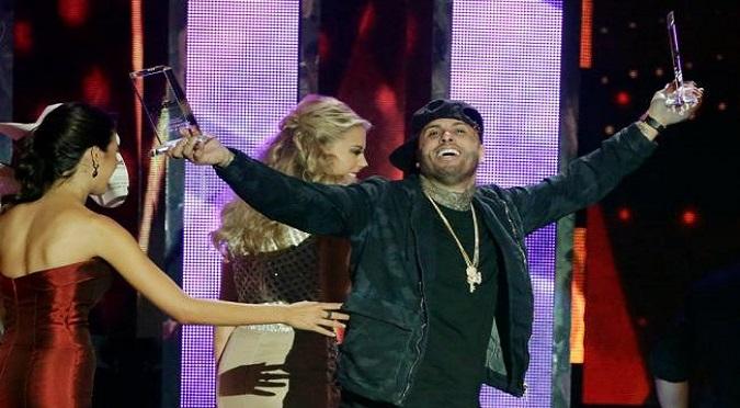 Billboard Latino 2016: Nicky Jam y Enrique Iglesias entre los ganadores