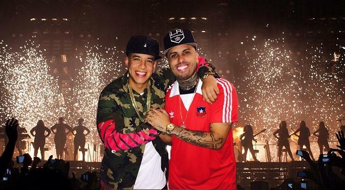 Instagram: Daddy Yankee troleó feo a Nicky Jam