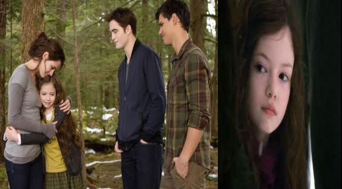 'Crepúsculo': Checa cómo luce en la actualidad 'Renesmee' la hija de 'Bella y Edward' (FOTOS)