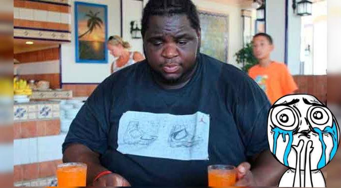¡CAMPEÓN! Bajó 139 kilos luego que su novia lo dejara en San Valentín – FOTOS
