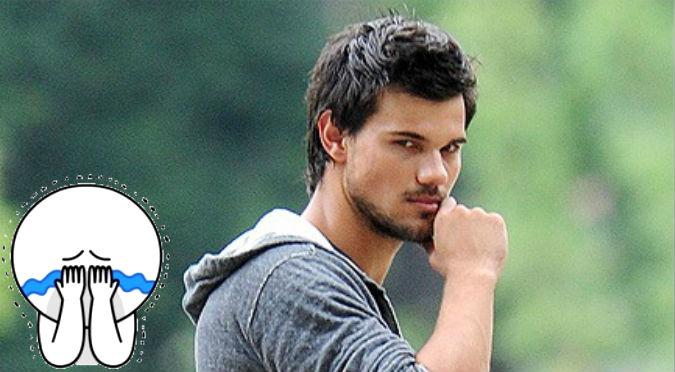 ¡Roche con Taylor Lautner! Esta es la razón por la que ya no sale en películas