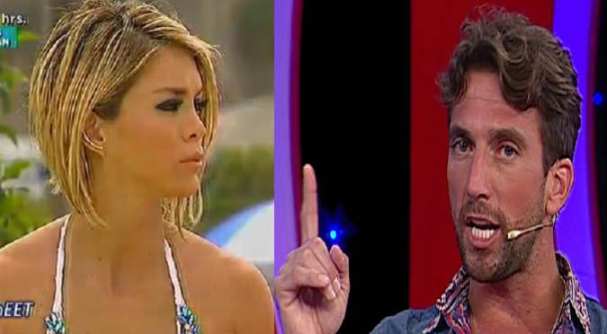¡Asuu! Sheyla Rojas y Antonio Pavón otra vez enfrentados por .... (FOTOS)