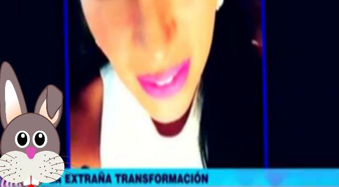 ¡Nadie la reconoce! Chica reality se hizo 'retoques' pero quedó peor que antes (VIDEOS)