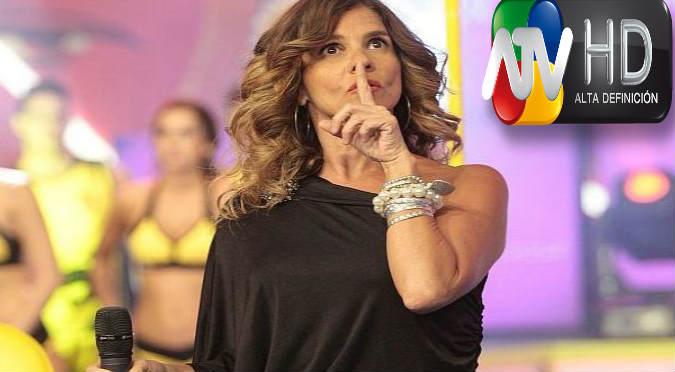 ¡Nooo! Johanna San Miguel regresa a la televisión y lo hace por ATV (VIDEO)