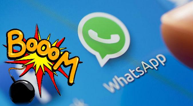 WhatsApp: Con este truco podrás enviar mensajes que se autodestruyen