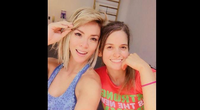 ¡Tremenda revelación! Sheyla Rojas y Michela Elías ahora se juntan para formar ... (FOTOS)