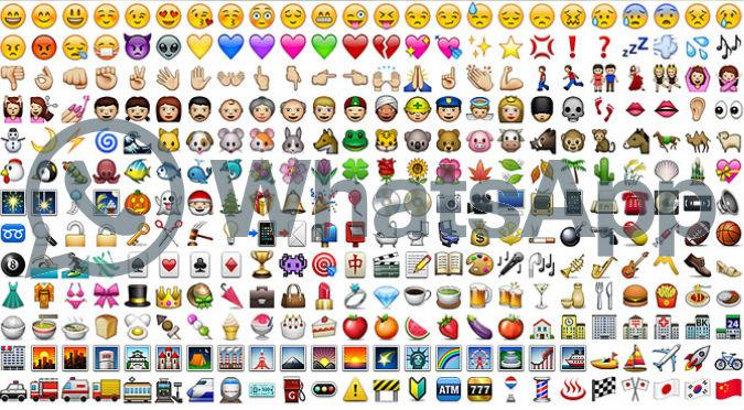 WhatsApp: Mira los divertidos nuevos emoticones que saldrán – FOTOS