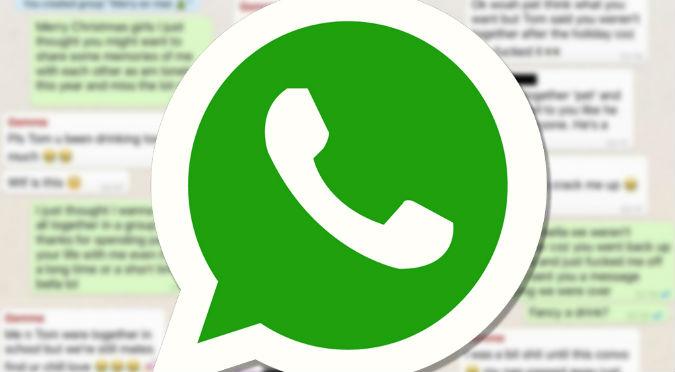 WhatsApp trae actualización para respuestas personalizas en chats grupales