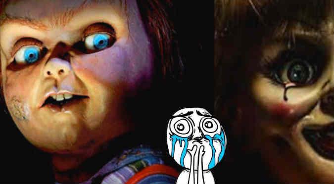 YouTube:  ¿Chucky y Anabelle estarán juntos en una misma película?